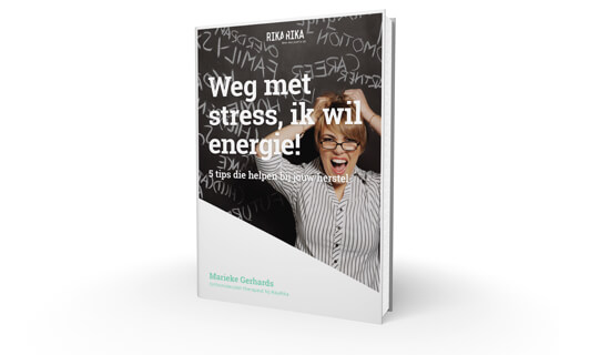 eBook over stress en burn-out